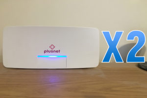 How to setup two routers on the same network