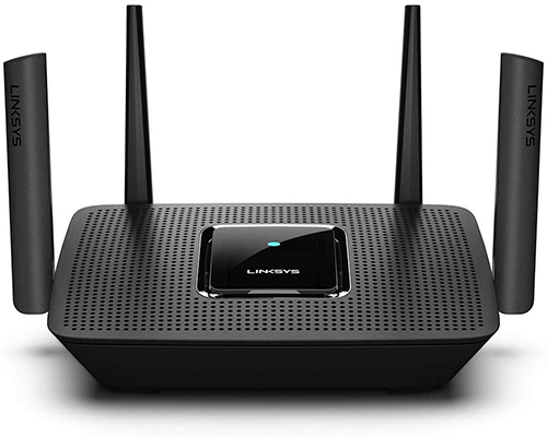 Best Routers for Apple Devices - Linksys AC2200