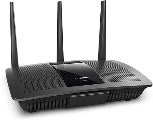 Best Routers for Apple Devices - Linksys EA7500 AC1900