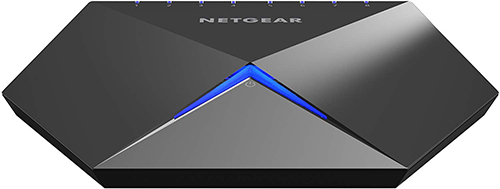 Best Network Switches for Gaming - Netgear Nighthawk S8000