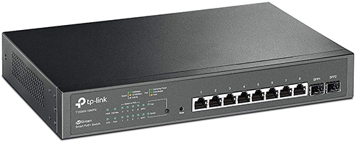 Best Network Switches for Gaming - TP-Link T1500G