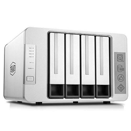 Best 4 Bay NAS for Home - TerraMaster F4-210