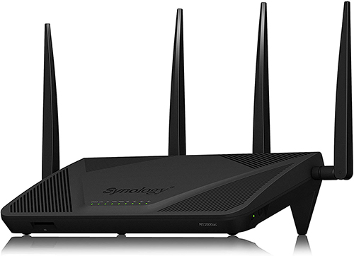 Best Router for Whole House Coverage - Synology RT2600AC