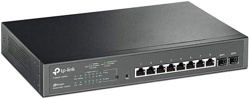 Best Smart Network Switch - TP-Link T1500G
