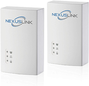Best Powerline Adapters for Gaming - NexusLink GPL-1200 Kit