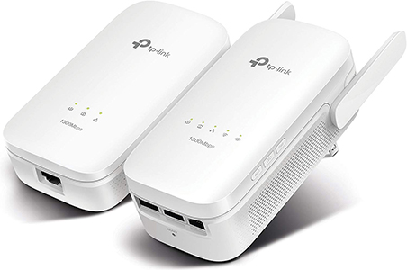 Best Powerline Adapters for Gaming - TP-Link TL-WPA8630 Kit